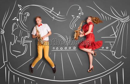 jazz serenade
