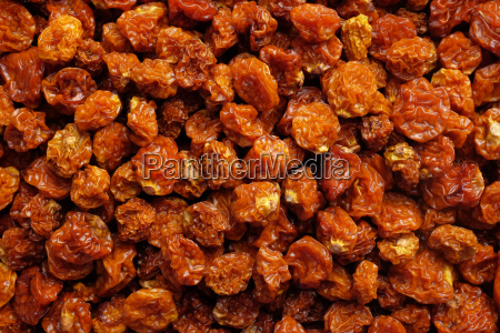 dried goldenberries background