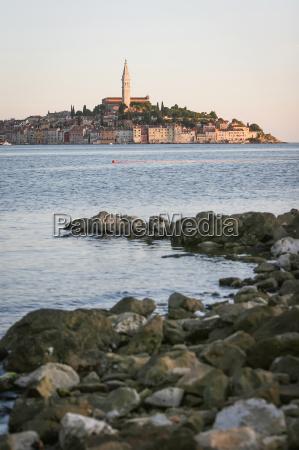 view of rovinj town