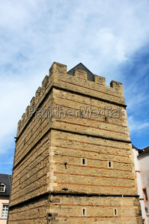 frank tower a treviri