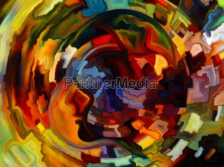 dance of inner paint