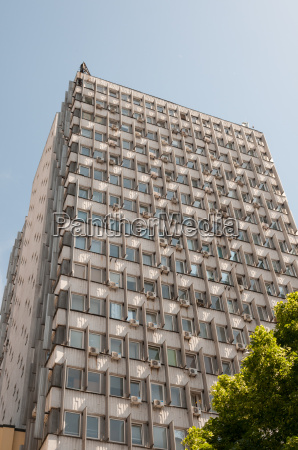 a high rise building in kiev