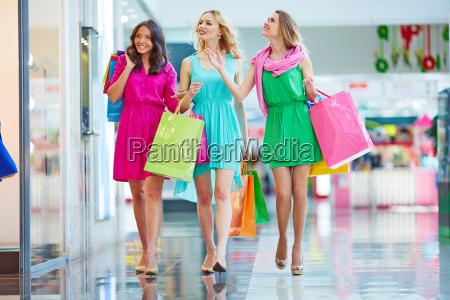 elegant shoppers