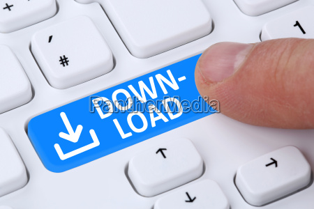 download download press program icon