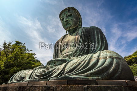 the great buddha of kamakura kamakura