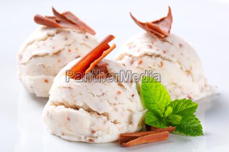 stracciatella ice cream