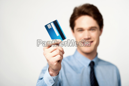 its our new gold credit card