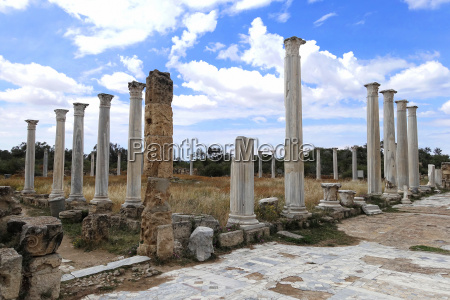 salamis in north cyprus