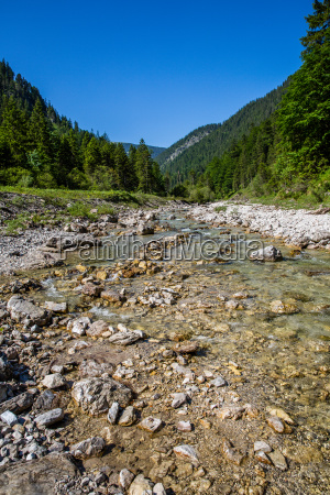 rivers of the tyrolean alps