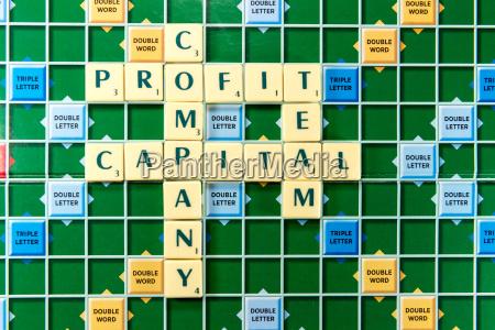 company profit capital team