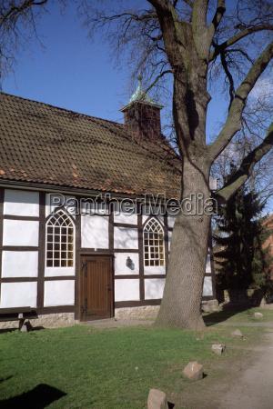 old village chapel