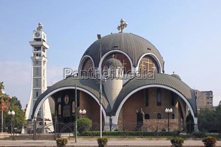 saint clement church skopje