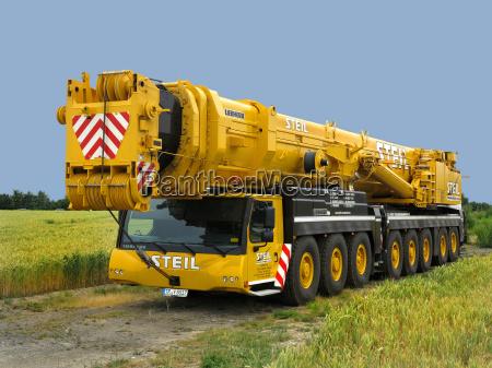 mobile crane liebherr ltm 1500 81
