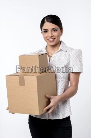 i got my parcels