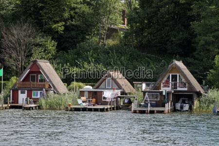 boathouses en schwerin