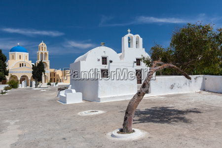 churches oias