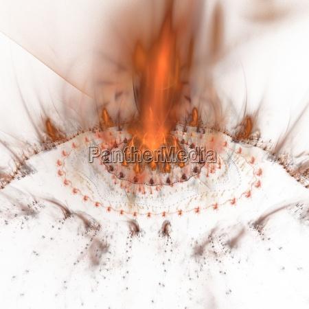 magic circle of fire