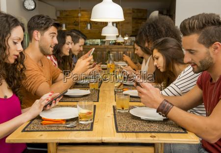 social but not social