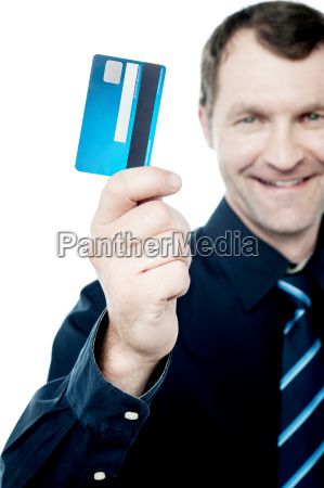 our new credit card to launching