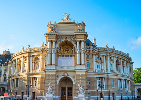 theater of opera and ballet odessa