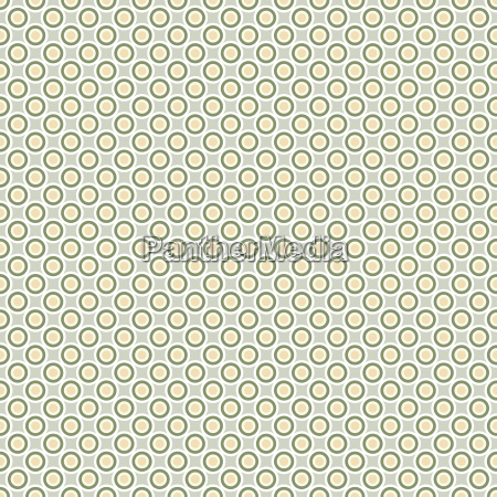 seamless background with circles