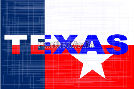 the state of texas grunge background
