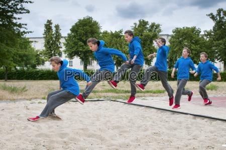 long jump sequence2
