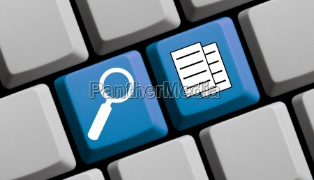 online search for documents