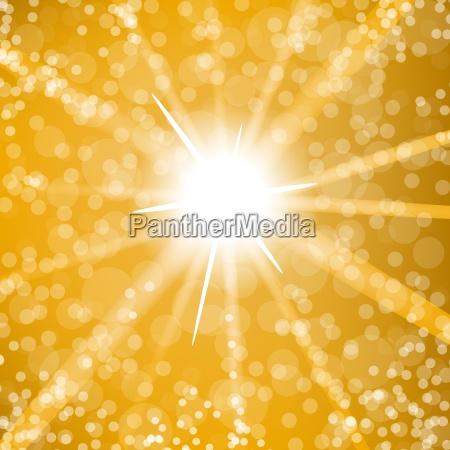 summer sun burst background hot sun