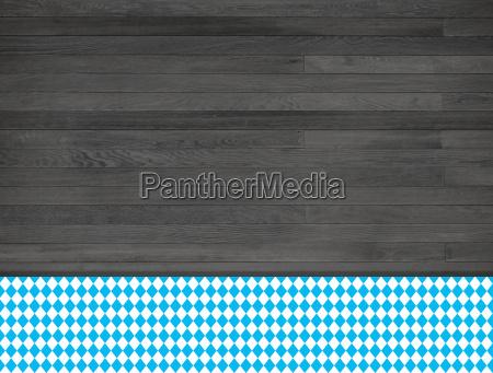 gray wood background with diamond pattern