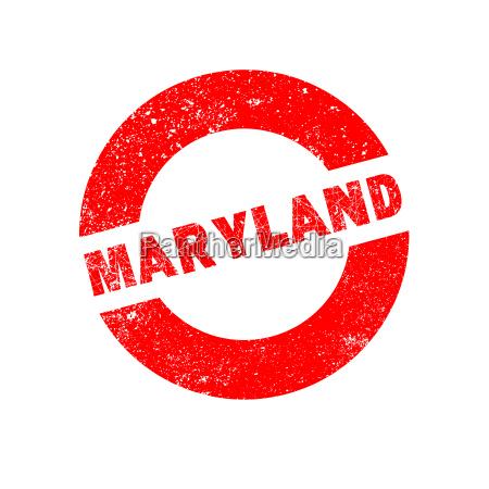 rubber ink stamp maryland