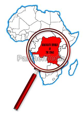 democratic republic of the congo under