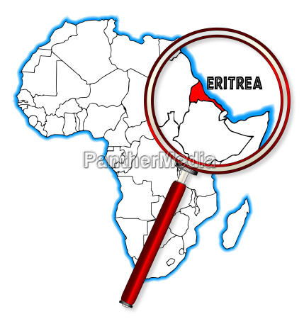 eritrea under a magnifying glass