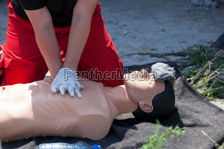 first aid cardiopulmonary resuscitation cpr