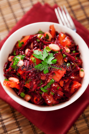 tomato and beetroot salad tomato and