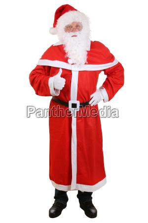 santa claus santa claus on christmas