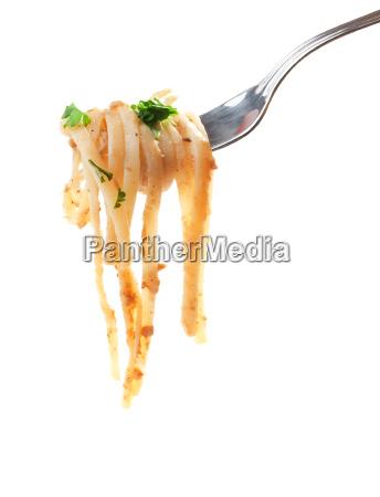 pasta collection tagliatelle with tuna
