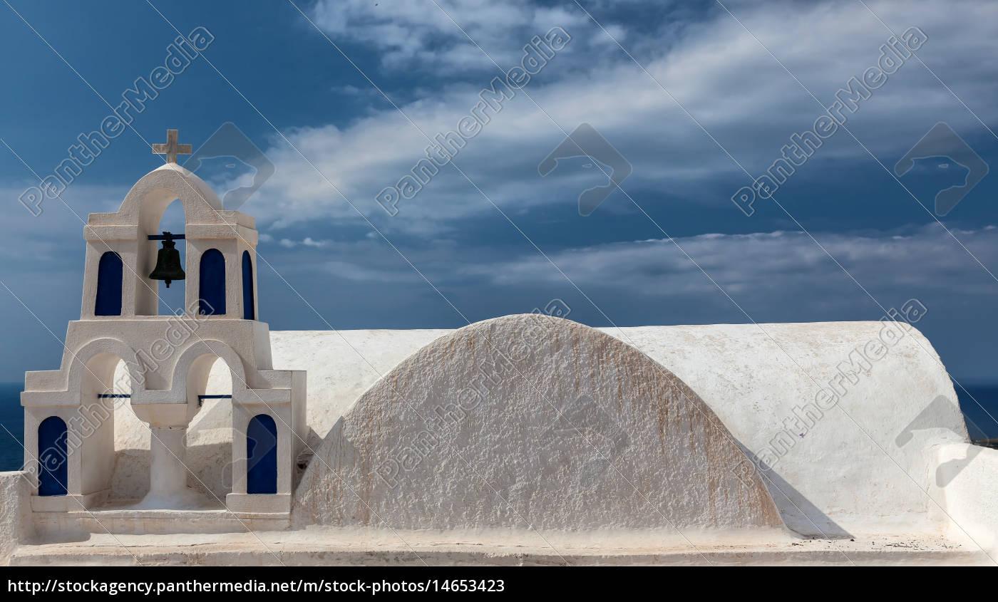 chapel, in, oia - 14653423