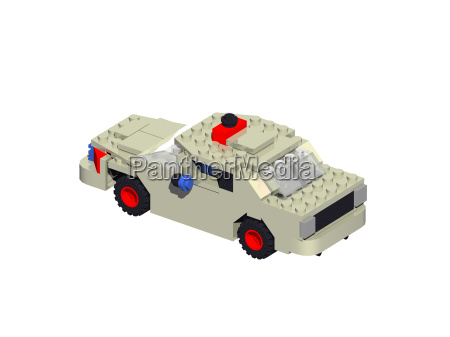 exempted lego car