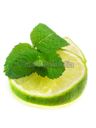 lime and mint lime and mint
