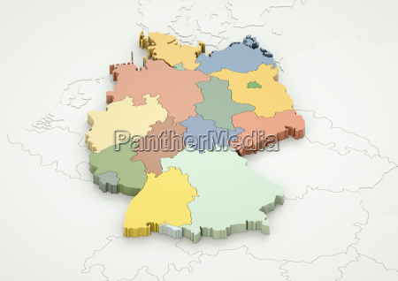 germany and neighboring countries