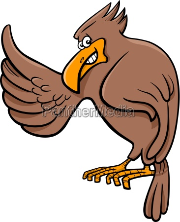 eagle animal character