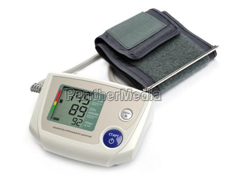 tonometer digital blood pressure monitor