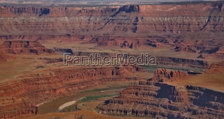 red desert canyonlands national park utah