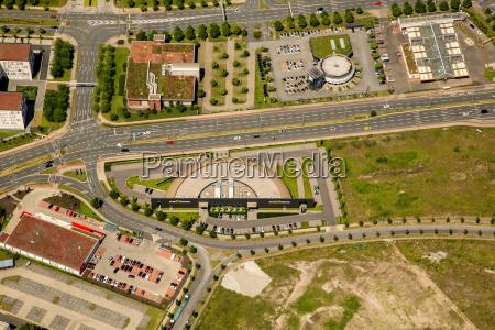 ufo game stadium on the edge