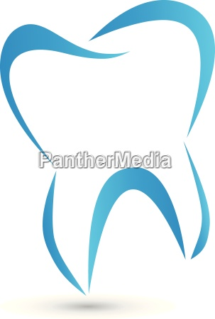 tooth tooth dentistry dentist logo
