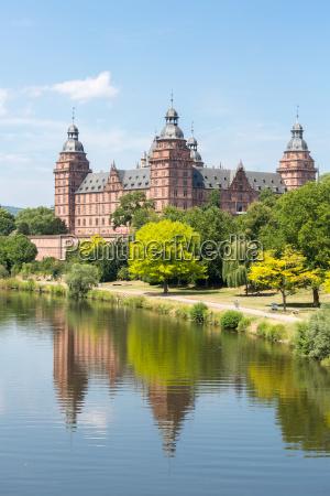 johannisburg castle germany