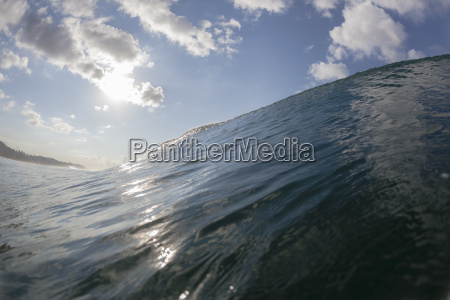 wave ocean inside