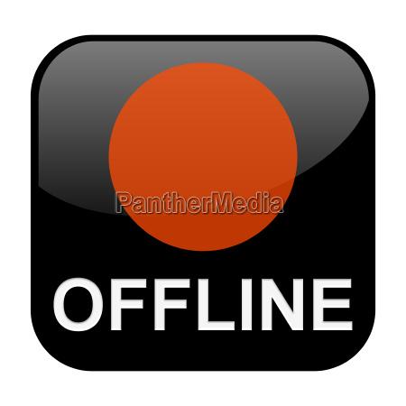 button black offline