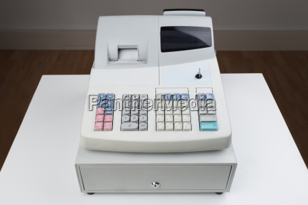 cash register moneybox
